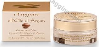 Crema viso all'Olio di Argan