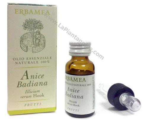 Olii Essenziali per Aromaterapia - Olio essenziale di Anice Badiana