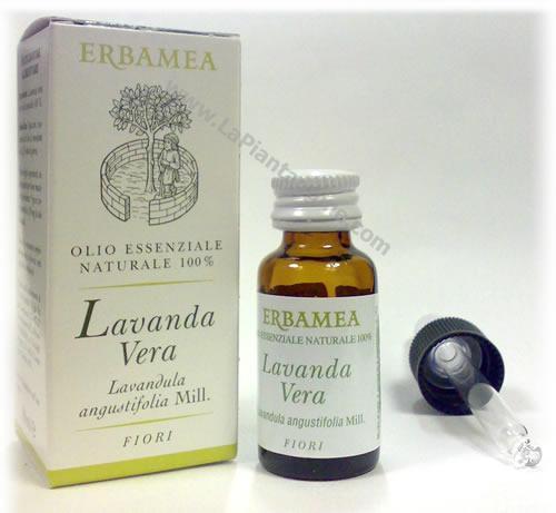 Olii Essenziali per Aromaterapia - Olio essenziale di Lavanda Vera
