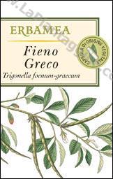 Erbe in capsule - Fieno Greco capsule