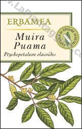 Tonici - Muira Puama capsule