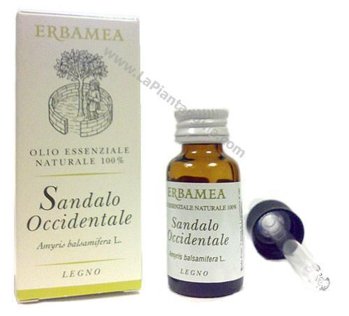 olio essenziale Sandalo Occidentale