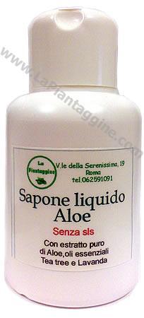 Saponi - Sapone liquido Aloe igiene intima