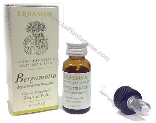 Olii Essenziali per Aromaterapia - olio essenziale di Bergamotto
