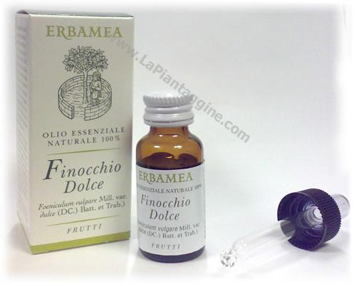 Olii Essenziali per Aromaterapia - olio essenziale di Finocchio dolce