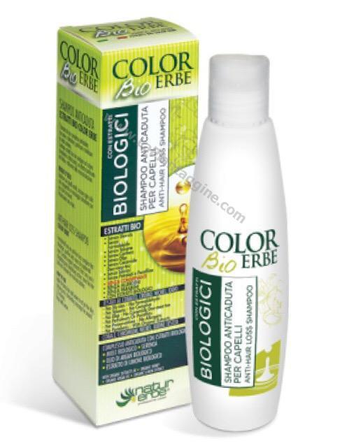 Shampoo Anticaduta Biologico Natur Erbe
