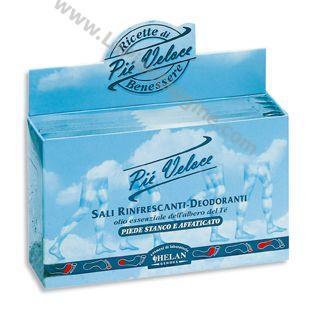 Sali Rinfrescanti Deodoranti per Piedi