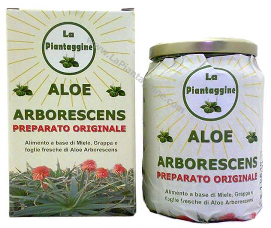 Preparato di Aloe Arborescens originale