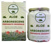 Aloe Arborescens Preparato di Aloe Arborescens originale La Piantaggine