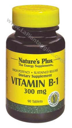 Vitamina B-1 Tiamina mg 300