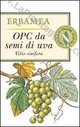 Antiossidanti - Opc da semi di uva