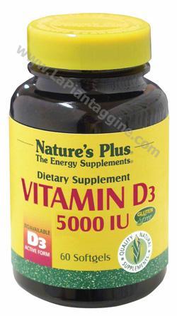 Vitamina D - Vitamina D3 5000 UI
