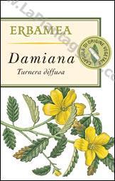 Vitamine - Damiana capsule