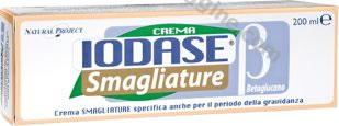 NATURAL PROJECT Iodase Smagliature Crema