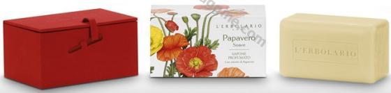 Saponi - Sapone Profumato 200g Papavero soave