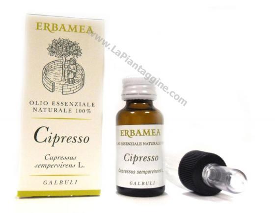 Olii Essenziali per Aromaterapia - Olio essenziale di Cipresso