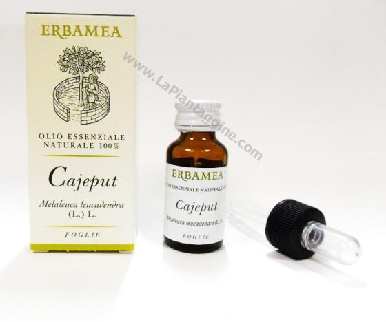 Olii Essenziali per Aromaterapia - Olio essenziale di Cajeput
