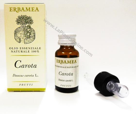 Olii Essenziali per Aromaterapia - Olio essenziale di Carota