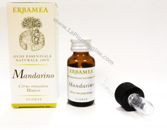 Olii Essenziali per Aromaterapia - Olio essenziale di Mandarino