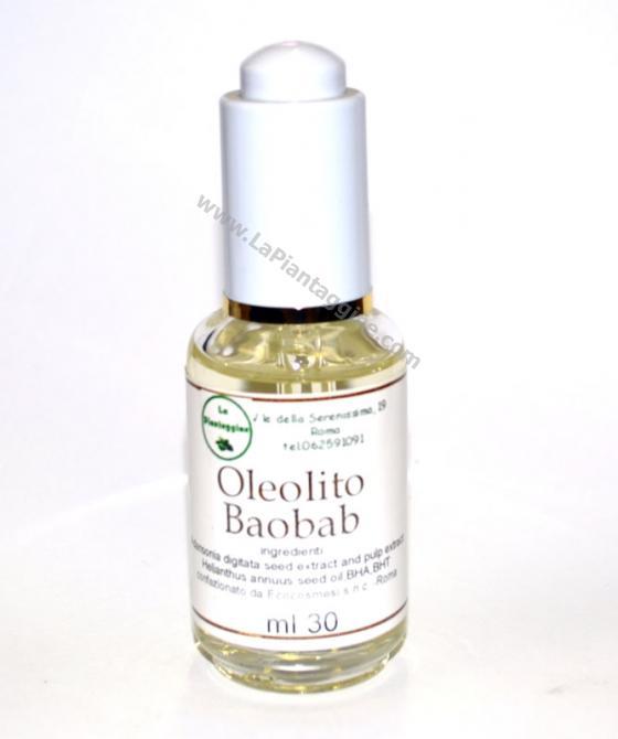 Olii per viso - Oleolito di Baobab 30ml