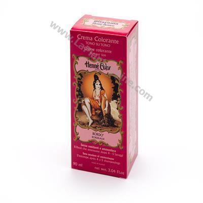 Hennè - Henne' crema colorante bordo' - Sitarama