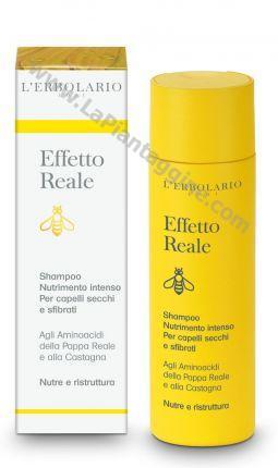 Shampoo - Effetto Reale Shampoo Capelli Secchi e Sfibrati L ERBOLARIO