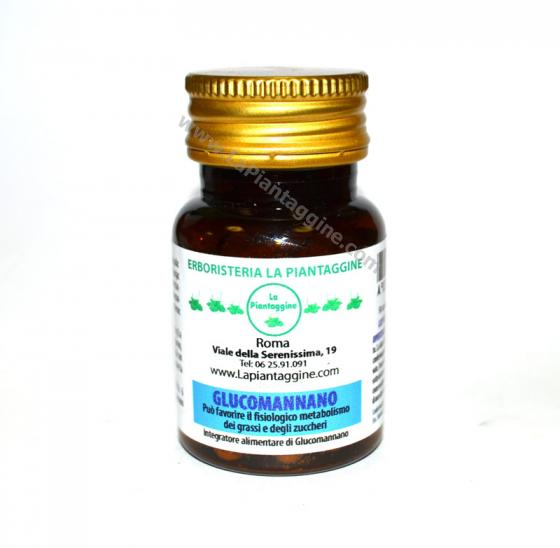 Capsule e Capsule Varie - Glucomannano capsule