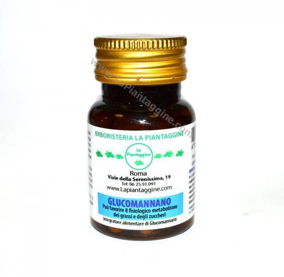 Capsule e Capsule Varie Glucomannano capsule