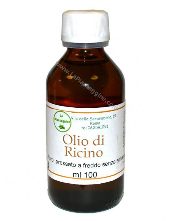 Olio di Ricino 100ml