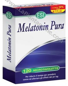 Melatonina - Melatonina pura 1mg