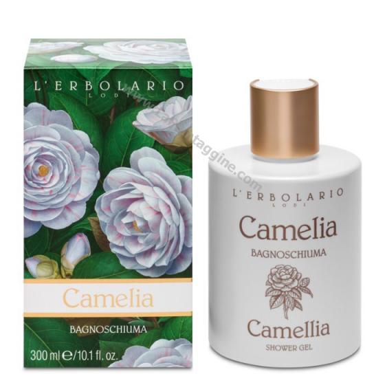 Igiene personale - Bagnoschiuma Camelia L'ERBOLARIO