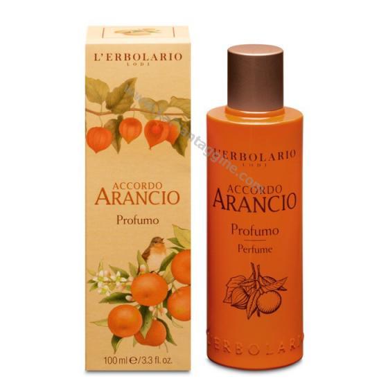 Accordo Arancio Profumo 100 ml L ERBOLARIO