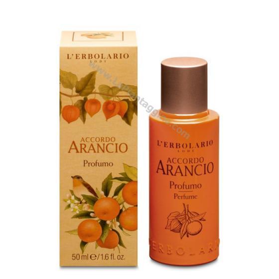 Accordo Arancio Profumo 50 ml L ERBOLARIO