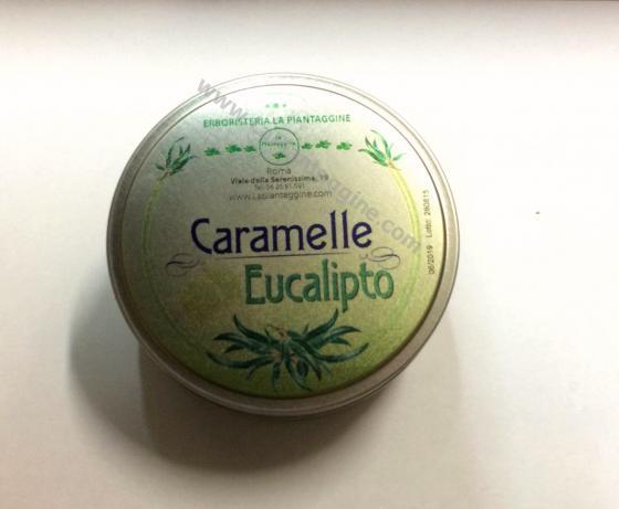 Caramelle - Caramelle eucalipto