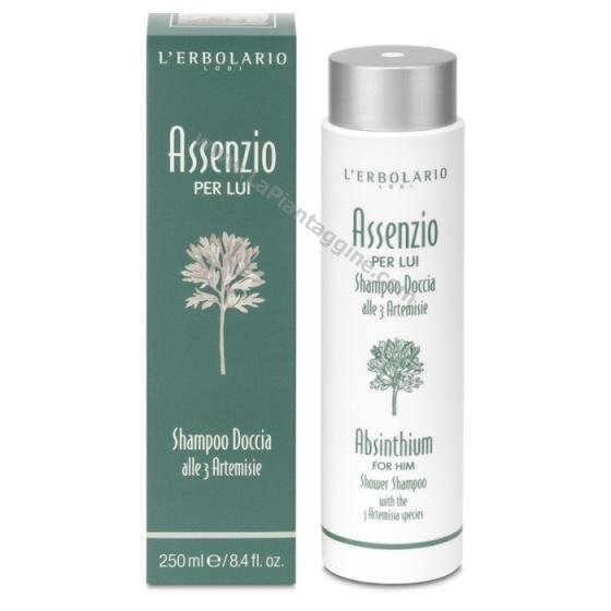 Igiene personale - Assenzio Shampoo doccia per  Lui L ERBOLARIO