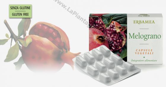 Antiossidanti - Melograno