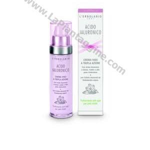 Creme per viso - Crema acido ialuronico pelli normali e secche