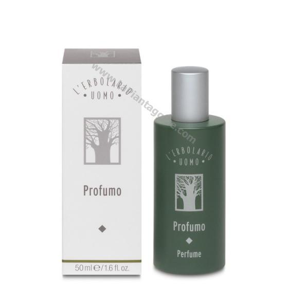 Profumi e deodoranti - Uomo Profumo 50 ml L ERBOLARIO