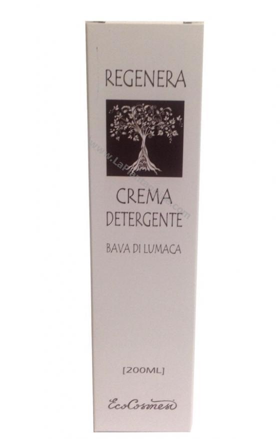 BAVA DI LUMACA e ACIDO IALURONICO - Crema detergente BAVA DI LUMACA