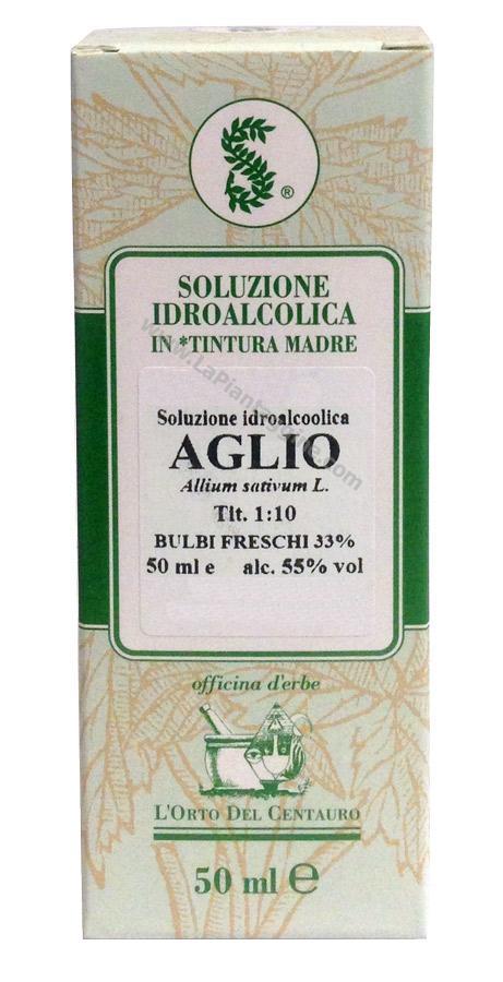 Erbe in Gocce Soluzioni idroalcoliche - Aglio T.m.