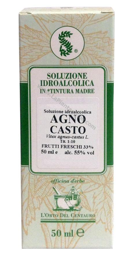 Erbe in Gocce Soluzioni idroalcoliche - Agno Casto