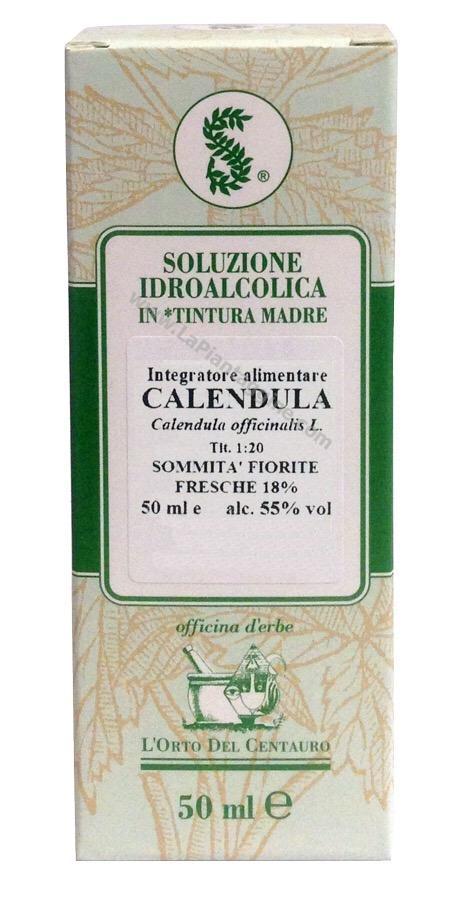 Erbe in Gocce Soluzioni idroalcoliche - Calendula T.m.