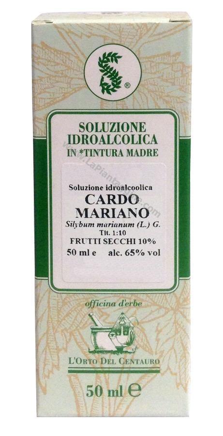 Erbe in Gocce - Cardo mariano T.m.