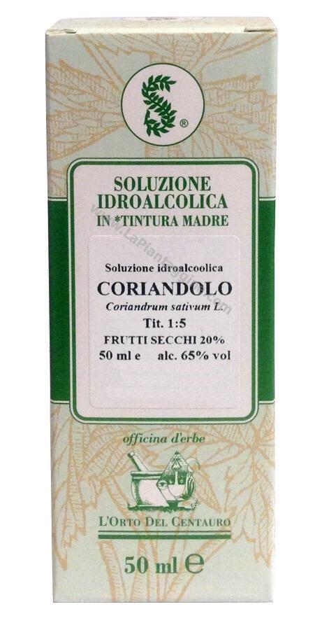 Coriandolo T.m.