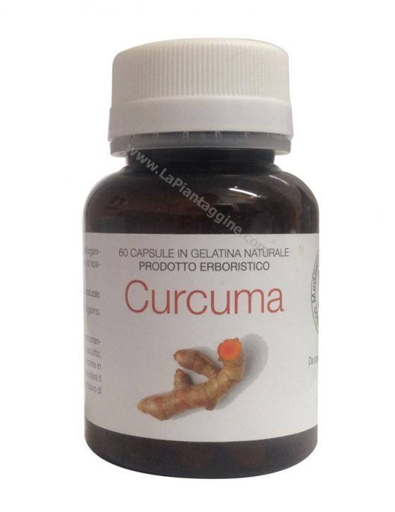 Erbe in capsule Curcuma 60 capsule