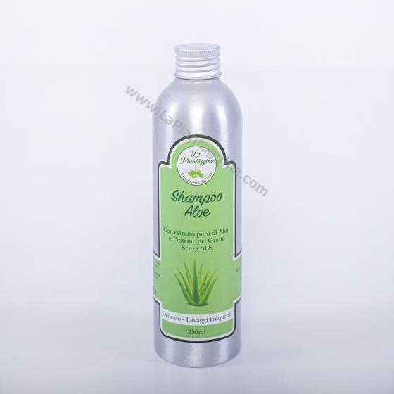 Capelli secchi e crespi - Shampoo Aloe