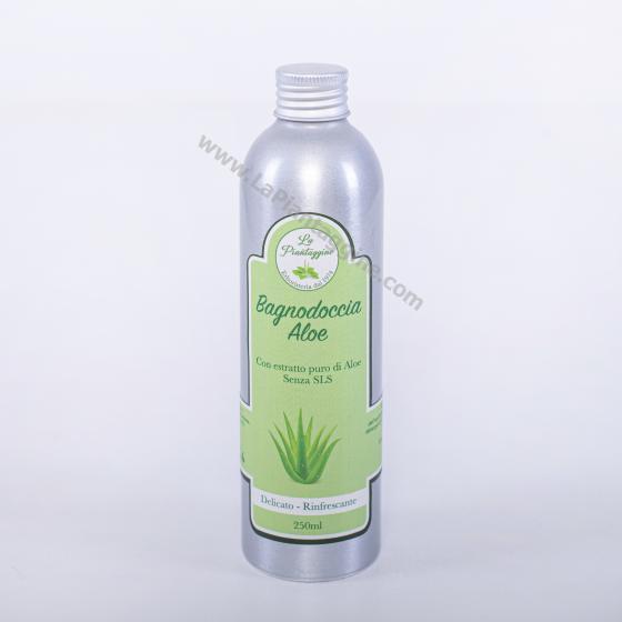Prodotti a base di Aloe - Bagnodoccia Aloe