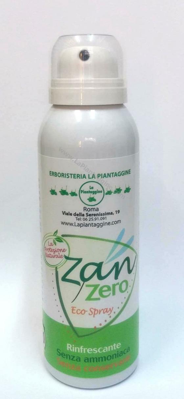 Antizanzare CORPO e ambiente Anti Zanzare Eco Zan Zero spray naturale