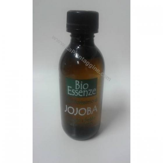 Olio capelli - Olio di jojoba puro Bio 125 ml.