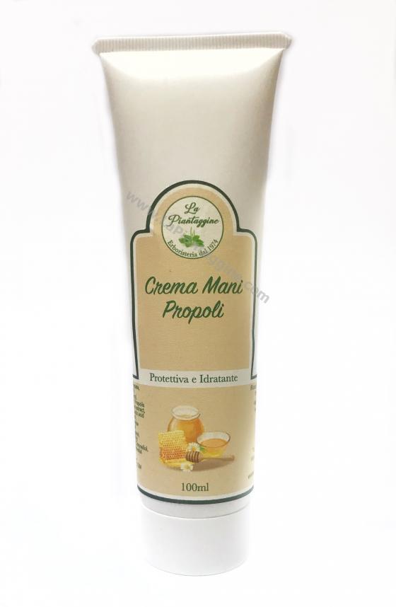 Crema mani protettiva idratante rinfrescante 100 ml.